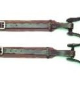 Leather Fender & Ox Bow Set