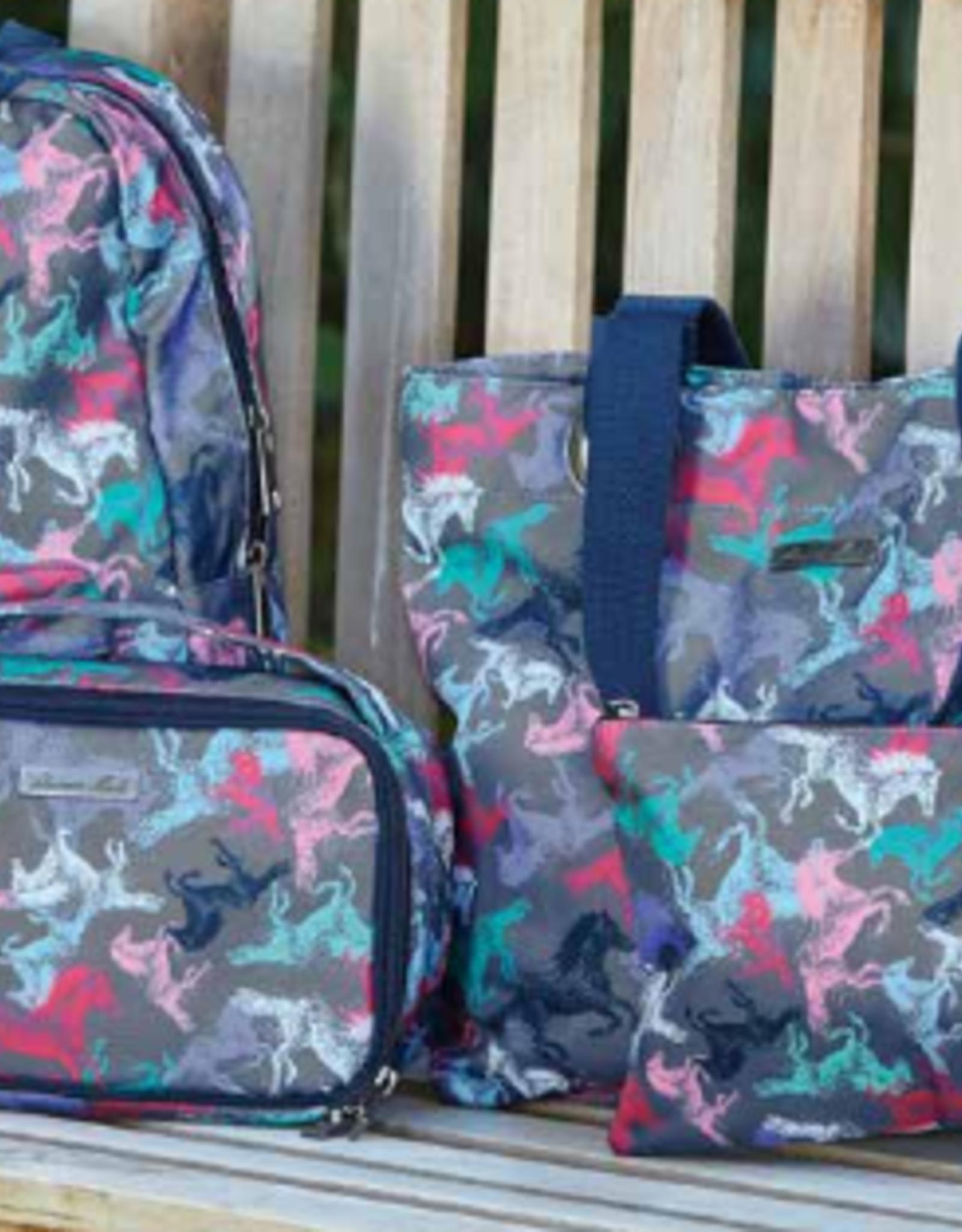 Thomas Cook Thomas Cook Horses Print Backpack