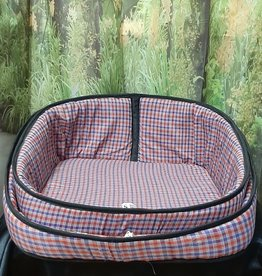 Dog Bed Padded - Small Dog/Cat