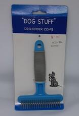 """""""Dog Stuff"""" Deshedder Comb"""