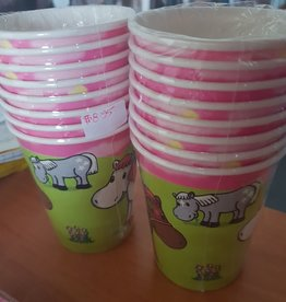 Horse Party Cups