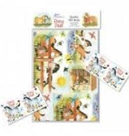 Pony Pals Gift Wrap Set