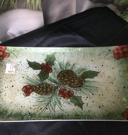 Berries-n-Cones Platter 43cm