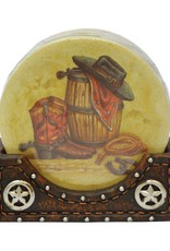 Pure Western Pure Western Drink Coasters