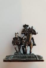 Stockman on Horse