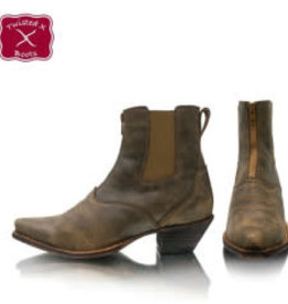 Western Steppin Out Gore Boot - Bomber - 7.5