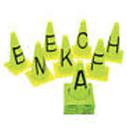 Extended Dressage Markers - 4 pieces - Green