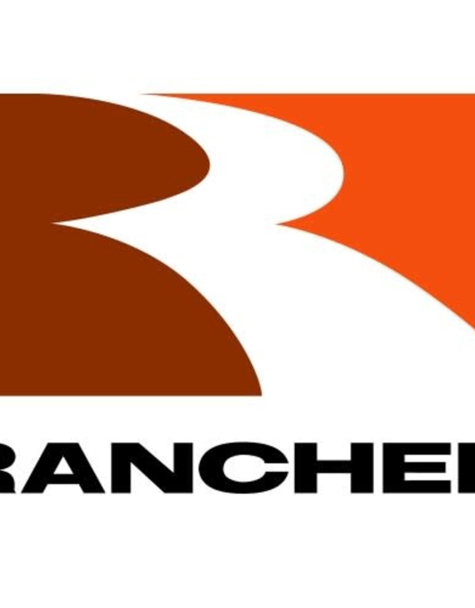"Rancher Heavy Duty 3/4"" Cotton Lead Rope - 3.05m"