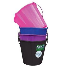 Tuffys Unbreakable Bucket - 10 Litre Capacity - Blue