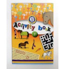 Pony Club Activity Book