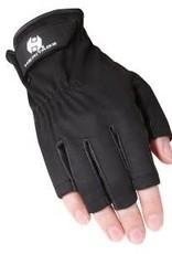 Heritage Tech-Lite Fingerless Gloves - Black - Size 7