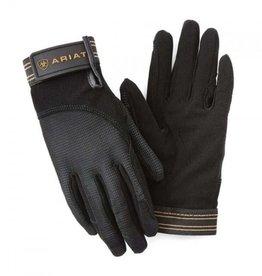 Ariat Ariat Air Grip Women's Glove - Black - Size 6.5