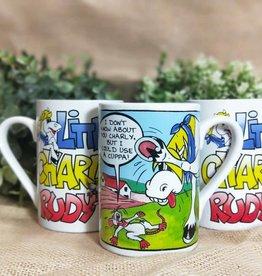 Little Charlie Rudy 'I Could Use A Cuppa' Mug