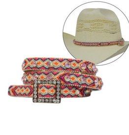 Pure Western Pure Western Womens Georgia Hatband