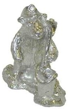 Wombat Miner with Pick  Pewter A340