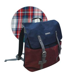 Thomas Cook Thomas Cook Backpack Dark Navy/Red