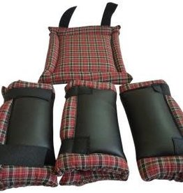 Miniature Float Boots - Set of 4