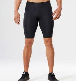 2XU PWX Compression Shorts Black Mens  Size XXL