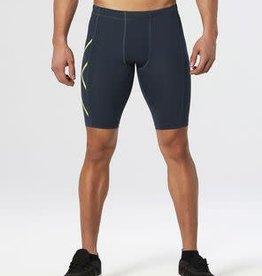 2XU PWX Compression Shorts Gold Mens  Size L