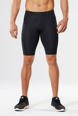 2XU PWX Compression Shorts Blue Mens  Size M