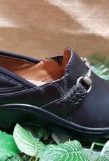 Ariat Ariat Del Mar Santa Cruzy Slip On Shoe - Black - Size 7.5