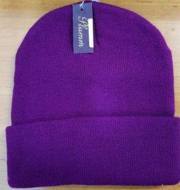 Beanie Purple