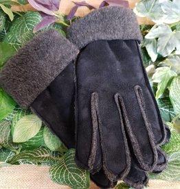 Gloves Sherpa  - Black - Medium