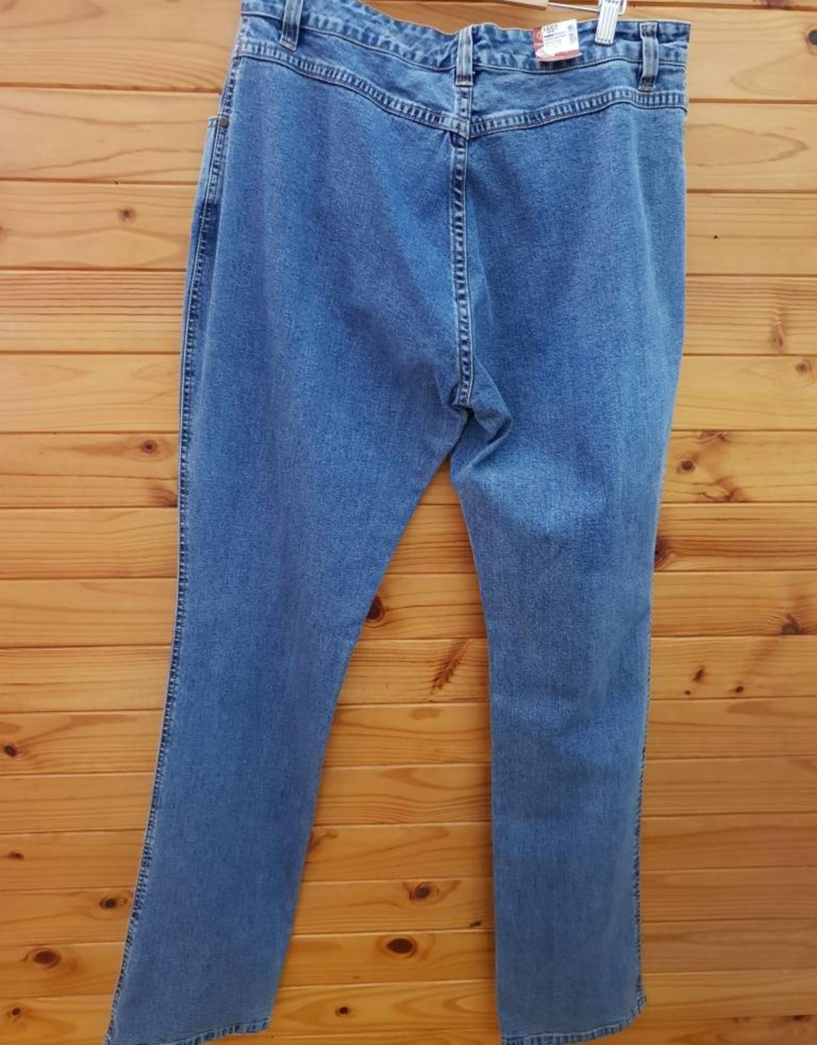 Brigalow Ladies Bareback Denim Jean - Size 12