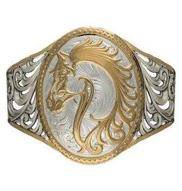 Montana Silversmiths Portrait of a Cowgirls Love Cuff Bracelet BC2031-909