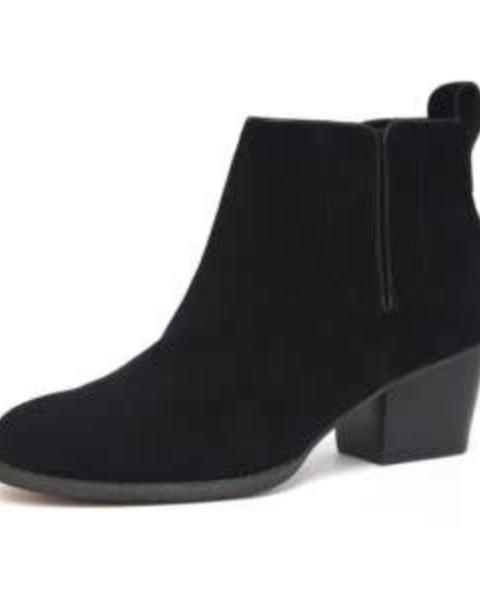 Thomas Cook Thomas Cook Callister Black Suede Boots Size 7