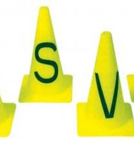 Extended Dressage Markers - 4 Pieces