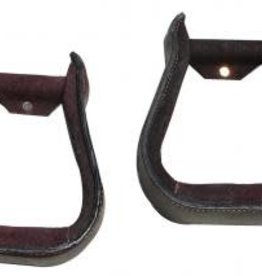 Ox Bows Leather Covered - Adult
