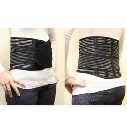 CRW Breathable Back Support - Large