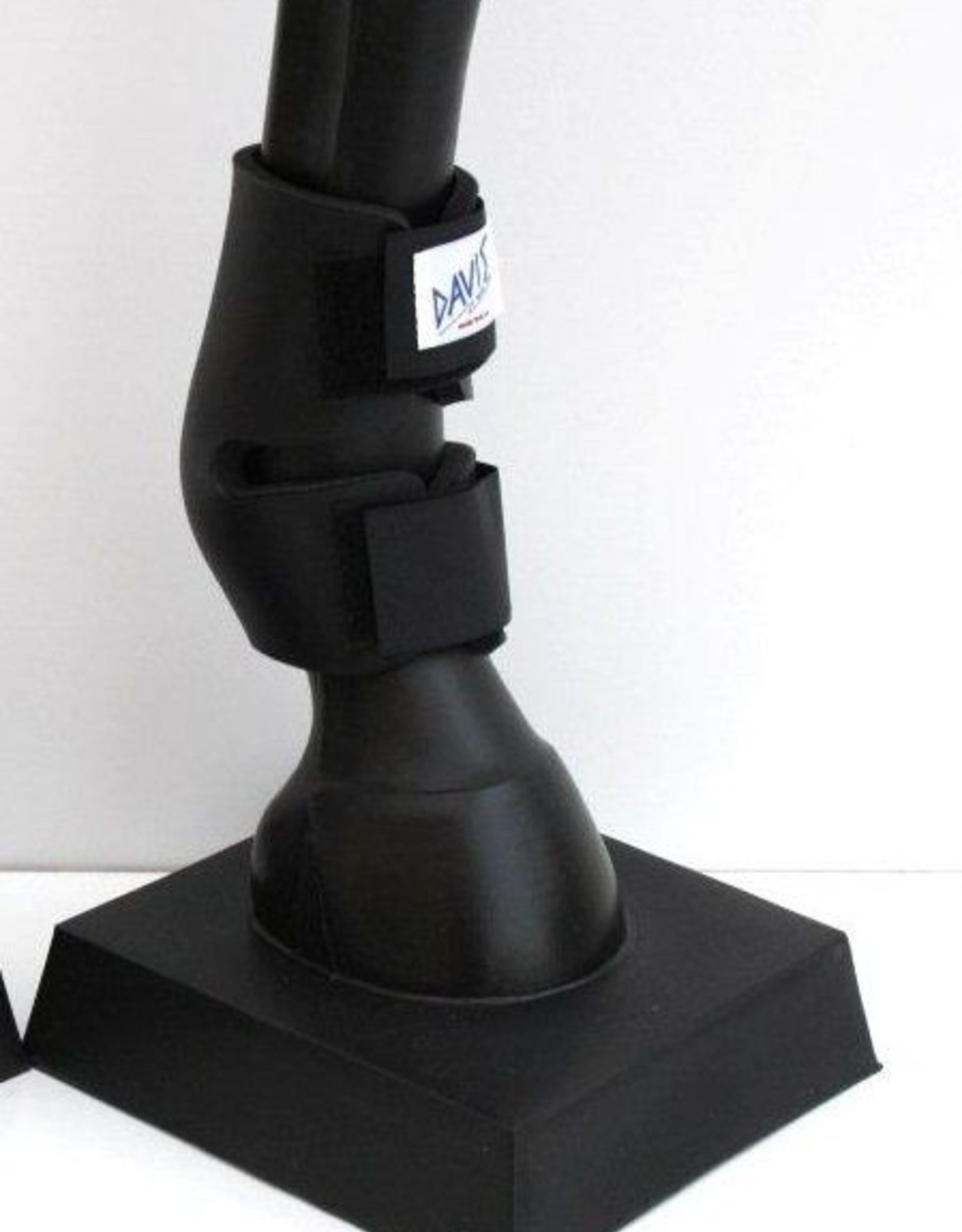 Davis Skid Boots Black Medium