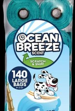 Waste Bags Refill Scented 140