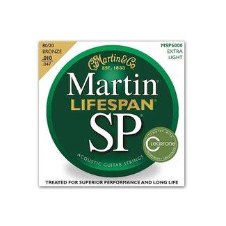 Martin Martin MSP6000 ensemble cordes guitare acoustique 10-47