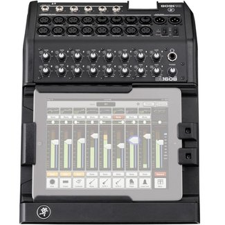 Mackie Mackie DL1608 digital audio mixer iPad controllable (not included) - Lightning connectivity