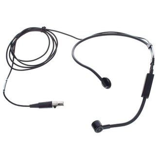 Shure Shure PGA31-TQG cardioid condenser headset microphone for wireless system - TA-4F connector