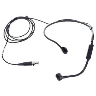Shure Shure PGA31-TQG microphone serre-tête cardioide condensateur pour système sans-fil - Connecteur TA-4F