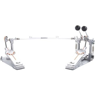 Pearl Pearl P-932 Demonator Chain-Drive Double Pedal