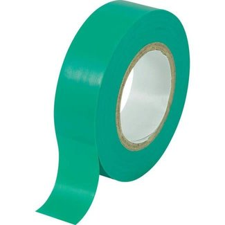 Electrical PVC Insulation Tape - Green