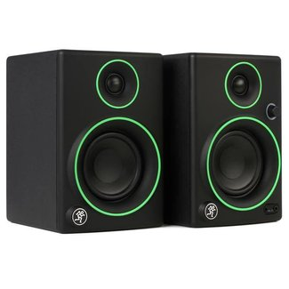 Mackie Mackie CR3 powered 3'' reference multimedia monitors (Pair)