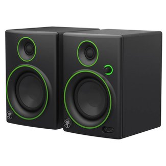 Mackie Mackie CR4 4'' powered reference multimedia monitors (Pair)