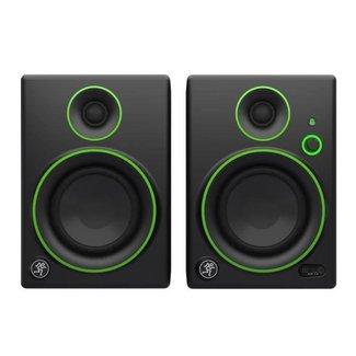 Mackie Mackie CR4BT moniteurs studio multimédia 4'' 2 voies avec connectivité Bluetooth (Paire)