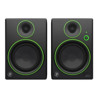 Mackie Mackie CR5BT 5'' powered reference multimedia monitors with Bluetooth (Pair)