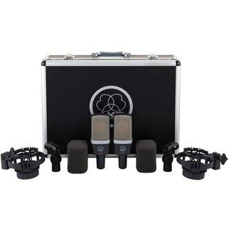 AKG AKG C414 XLS matched pair multipattern large-diaphragm condenser microphones