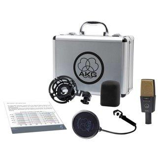 AKG AKG C414XL-II Multipattern Large-Diaphragm Condenser Studio Microphone