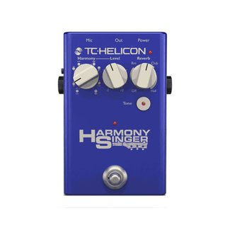TC-Helicon TC-Helicon Harmony Singer 2 vocal processor with reverb pedal