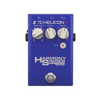 TC-Helicon TC-Helicon pédale ''Harmony Singer 2'' processeur vocal et réverbération