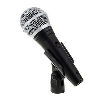Shure Shure PGA48-XLR microphone dynamique cardioide avec interrupteur marche / arrêt
